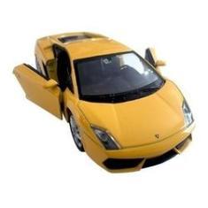 Imagem de Miniatura Lamborghini Gallardo Lp560-4 Abertura De Portas Coleção Carro Welly