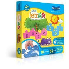 Imagem de Junta Letras Toyster Brinquedos