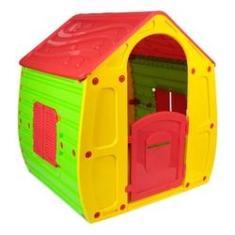 Imagem de Casinha Casa de Brinquedo infantil Magical Bel