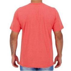 Imagem de Camiseta Hurley O&O Solid Masculina Laranja