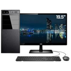 "Imagem de PC Skill Pro / 41660 Intel Celeron G3930 4 GB 120 Linux 19,5"""