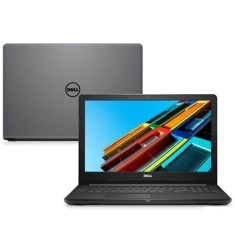 "Notebook Dell Inspiron 3000 Intel Core i5 8250U 8ª Geração 8GB de RAM HD 2 TB 15,6"" Radeon 520 Windows 10 i15-3576-A61"
