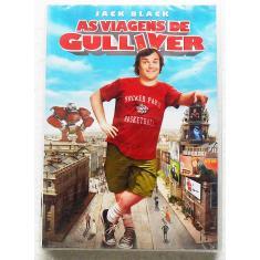 Imagem de DVD AS VIAGENS DE GULLIVER