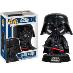 Imagem de Boneco Funko Pop Star Wars - Darth Vader