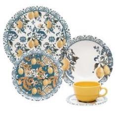 Imagem de Aparelho de Jantar e Chá 30 peças Unni Siciliano