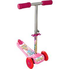 Imagem de Patinete Zoop Toys Scooter Net Princesas Mágicas