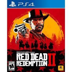Imagem de Red Dead Redemption 2 Edição Steard Jogo Para Playstation 4