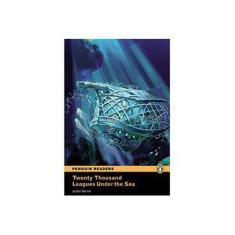Imagem de Twenty Thousand Leagues Under The Sea - Level 1 Pack CD - Penguin Readers - Verne - 9781405877992