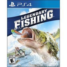 Jogo Legendary Fishing PS4 Ubisoft