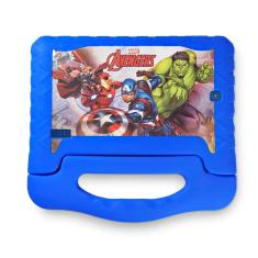 "Tablet Multilaser Disney Vingadores Plus NB307 16GB 7"" 2 MP Android 8.0 (Oreo)"