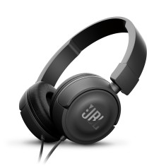 Headphone com Microfone JBL T450 Gerenciamento de chamadas Dobrável