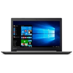 "Notebook Lenovo 320 Intel Core i7 7500U 15,6"" 16GB SSD 480 GB Windows 10 7ª Geração"