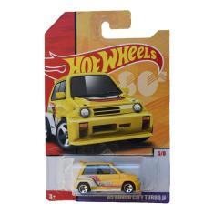 Imagem de 85 Honda City Turbo 2 1:64 Decadas Hotwheels Mattel