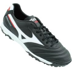 Chuteira Society Mizuno Morelia Classic AS Adulto