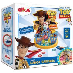 Imagem de Jogo Lança Garfinho - Toy Story 4 Elka