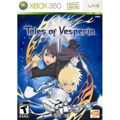 Jogo Tales of Vesperia Xbox 360 Bandai Namco