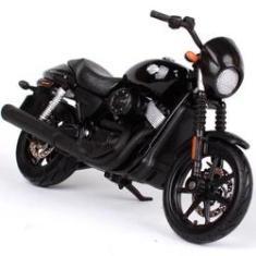 Imagem de Miniatura - 1:18 - 2015 Harley - Davidson Street 750 - Series 35 Maisto