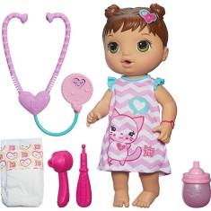 a0e5e61b21 Boneca Baby Alive Cuida de Mim Hasbro