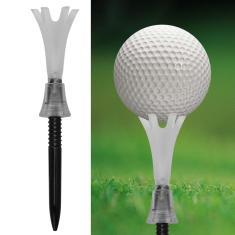 Imagem de T-shirt de golfe ajustável, 3 unidades / lote T204 T-shirt de prática de golfe T-shirt de golfe rotacional limitado T-shirt de golfe ajustável T-shirt