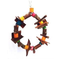 Imagem de Circulo Para Pássaros Toy For Bird  P