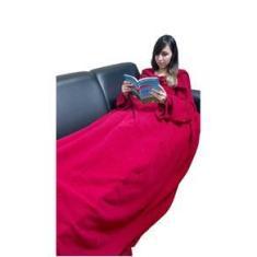 Imagem de Cobertor com Mangas -  - 1,90m x 1,50m - Dryas