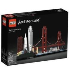 Imagem de Lego Architecture 21043 Sao Francisco Lego