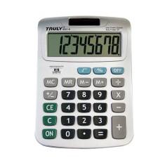 Calculadora De Bolso Truly 6001-8