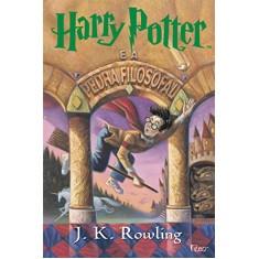 Harry Potter e a Pedra Filosofal 1 - Rowling, J.k. - 9788532511010