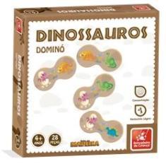 Imagem de Jogo De Dominó Dinossauro Brincadeira De Criança