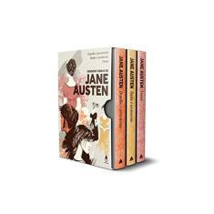 Box - Grandes Obras de Jane Austen - 3 Volumes - Austen, Jane - 9788520938140