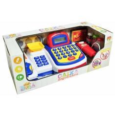 Imagem de Caixa Registradora Infantil  Dmt3816 - Dm Toys