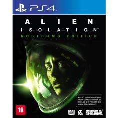 Jogo Alien Isolation PS4 Sega