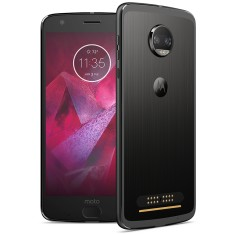 Smartphone Motorola Moto Z Z2 Force XT1789 64GB Qualcomm Snapdragon 835 12,0 MP 2 Chips Android 7.1 (Nougat) 3G 4G Wi-Fi