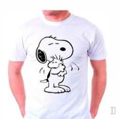 Imagem de Camisetas Desenhos Snoopy