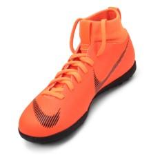 7d47e1573c2f3 Chuteira Infantil Society Nike MercurialX Superfly VI Club