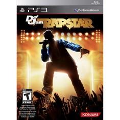 Jogo Def Jam Rapstar PlayStation 3 Konami