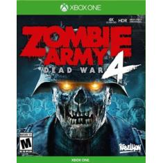Jogo Zombie Army 4: Dead War Xbox One Rebellion