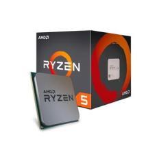 Processador AMD Ryzen 5 1600 AF - 3.2GHz Turbo 3.6GHz Cache 19MB - AM4 - YD1600BBAFBOX