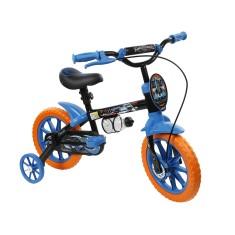 51c73351b Bicicleta Caloi Aro 12 Hot Wheels 2014