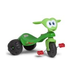 Imagem de Triciclo com Pedal Bandeirante Zootico Froggy