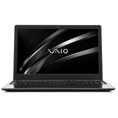 "Notebook Vaio Fit 15S Intel Core i3 6006U 6ª Geração 4GB de RAM SSD 128 GB 15,6"" Windows 10 VJF154F11X-B0811B"