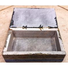 Imagem de Porta Joia Em Pedra Sabão Modelo - 01