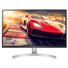 """Imagem de Monitor IPS 27 """" LG 4K 27UL500-W"""