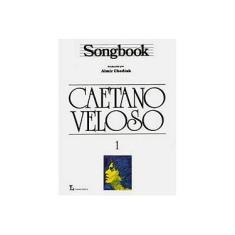 Imagem de Songbook Caetano Veloso Vol.1 - Chediak, Almir - 9788574072838