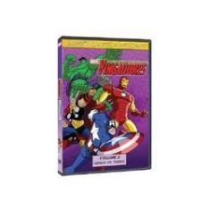Imagem de Coleção Marvel Super-Herói: Homem De Ferro - Vol. 3 - Dvd