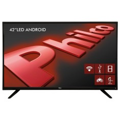 "Smart TV TV LED 42"" Philco Full HD PH42F10DSGWA 2 HDMI"