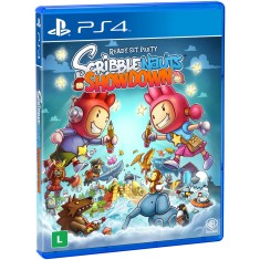 Jogo Scribblenauts Showdown PS4 Warner Bros