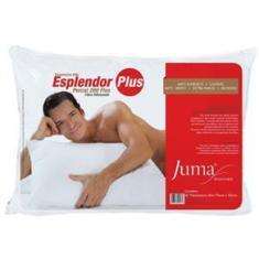 Imagem de Travesseiro Fibra Siliconada Esplendor Plus 200 Fios Juma