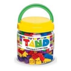Imagem de Blocos De Montar Tand 150 Peças - Toyster