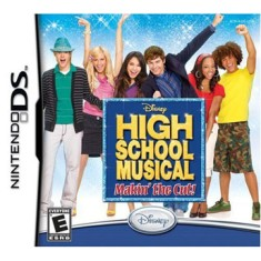 Jogo High School Musical Makin' the Cut Disney Nintendo DS